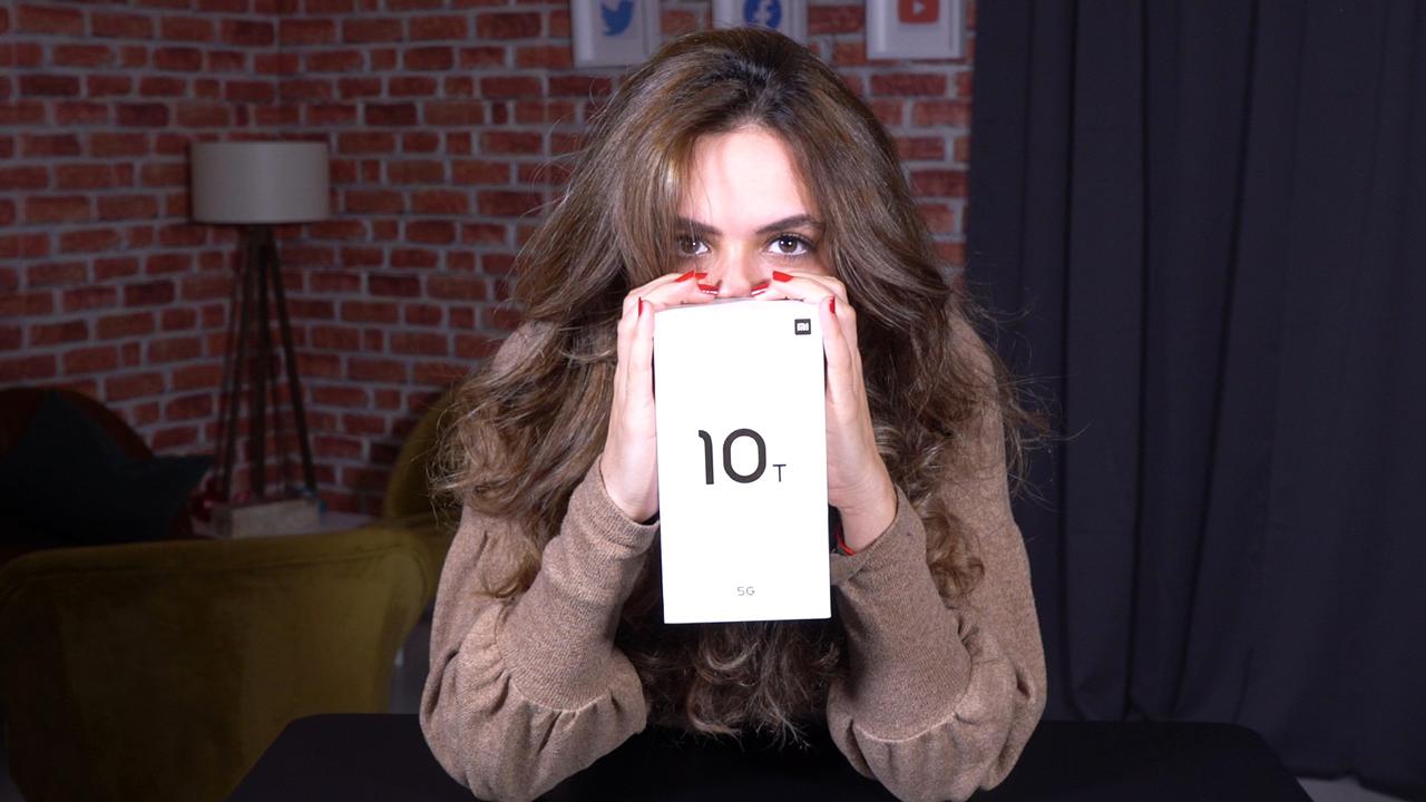 Xiaomi Mi 10T kutu açılışı!   Baz model de ofiste!