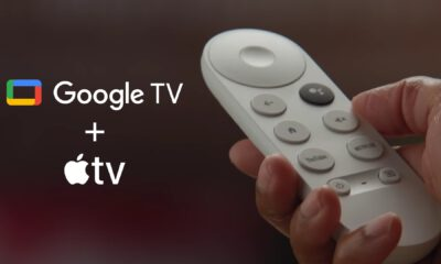 Apple TV, Google TV ile Chromecast'lere geliyor