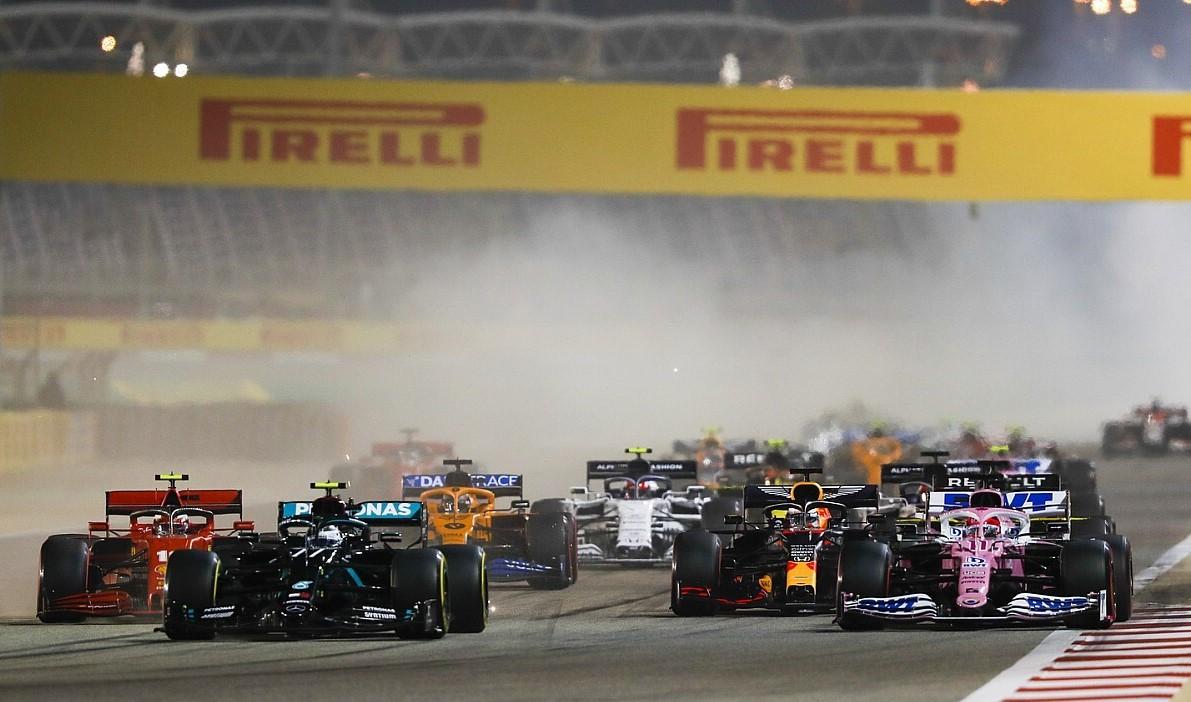 Formula 1 2021 türkiye grand prix