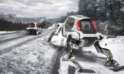 Hyundai Boston Dynamics