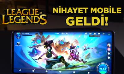 League of Legends Mobile Wild Rift tthumbnail