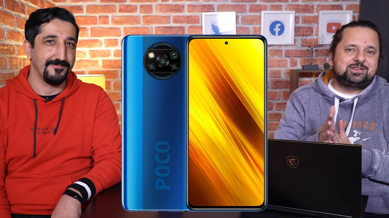 POCO X3 NFC kullanıcı deneyimi (Erdem Yılmaz)