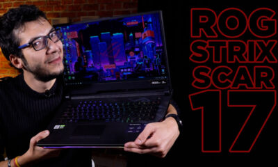 300 Hz EKRAN SUNAN LAPTOP! | ROG Strix Scar 17 incelemesi