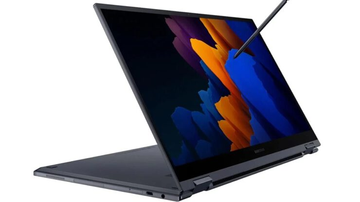 Samsung Galaxy Book Flex 2