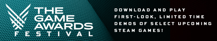 Steam The Game Awards