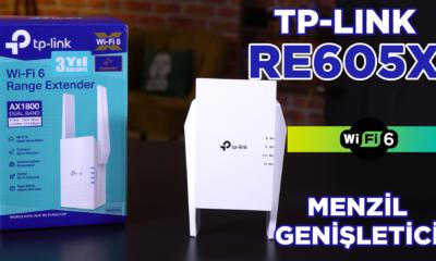TP-Link RE605X menzil genişletici thumbnail 2