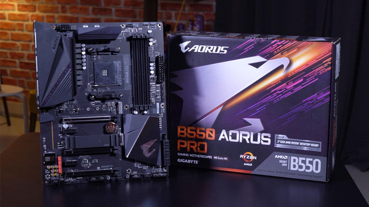 B550 AORUS Pro inceleme | X570'ten daha uygun fiyata benzer performans!