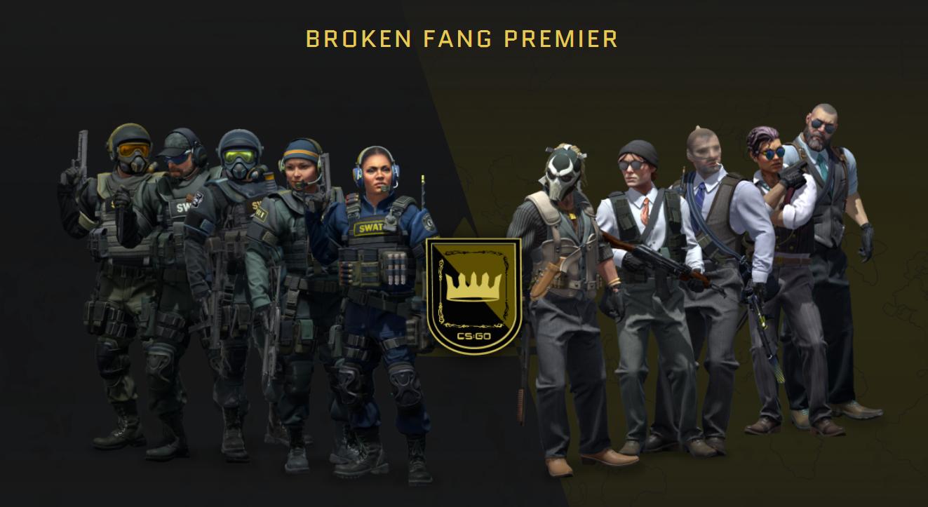 CS:GO Broken Fang