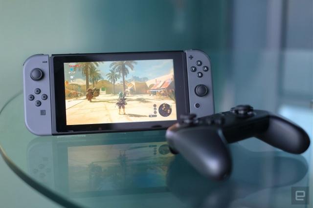 Nintendo, Switch ekran görüntülerini telefonlara ve PC'lere aktarmayı kolaylaştırdı