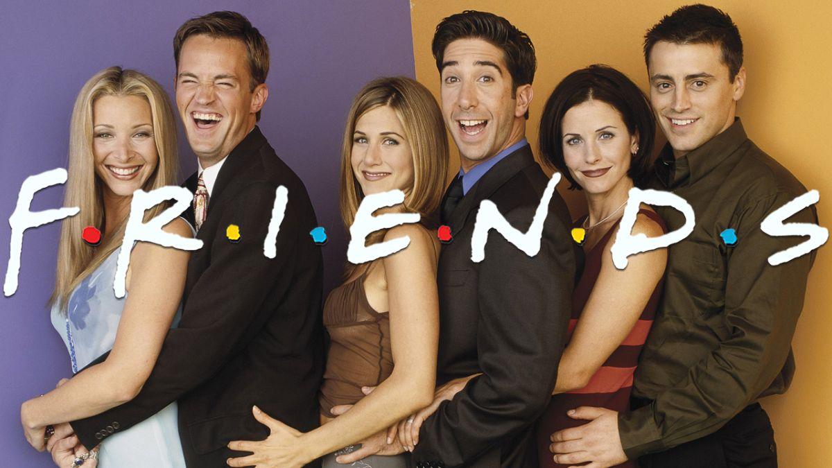 Friends aşıkları toplanın: Dizi, 10 sezonuyla birden BluTV'de! - HWP