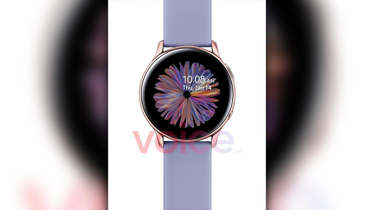 Galaxy Watch Active 2 akıllı saat