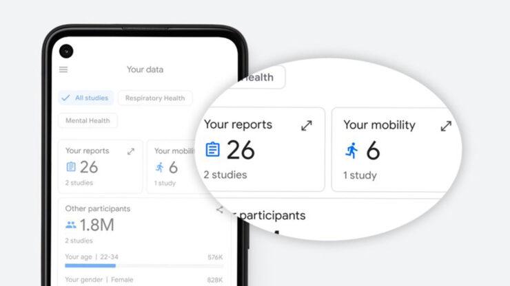 google sağlık çalışmaları