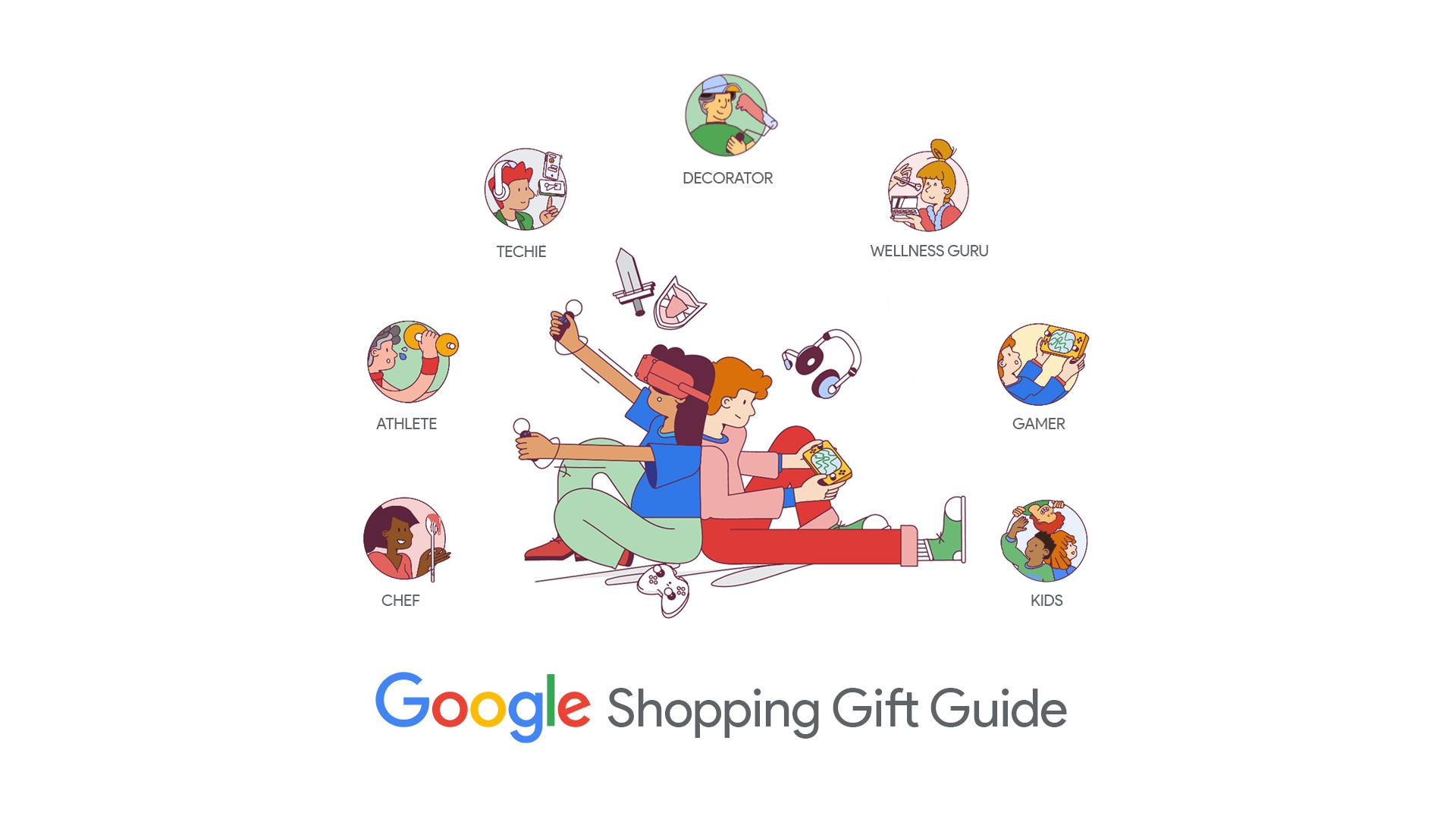 Google, Hediye Alışverişiğinde, en çok satan öğeleri vurguluyor