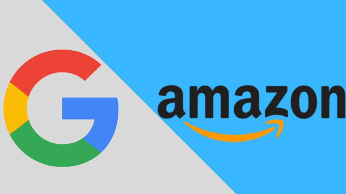 google ve amazon