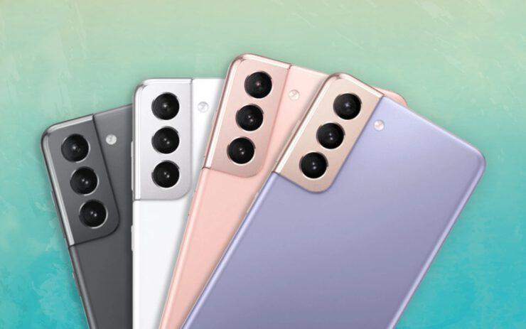 Samsung Galaxy S21+, oldukça ince çerçeveleriyle görüntülendi!
