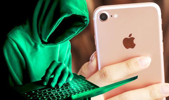 iPhone'lara uzaktan yetkisiz erişim