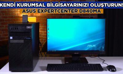 ASUS ExpertCenter D840MA inceleme | Kendi kurumsal PC'nizi oluşturun!