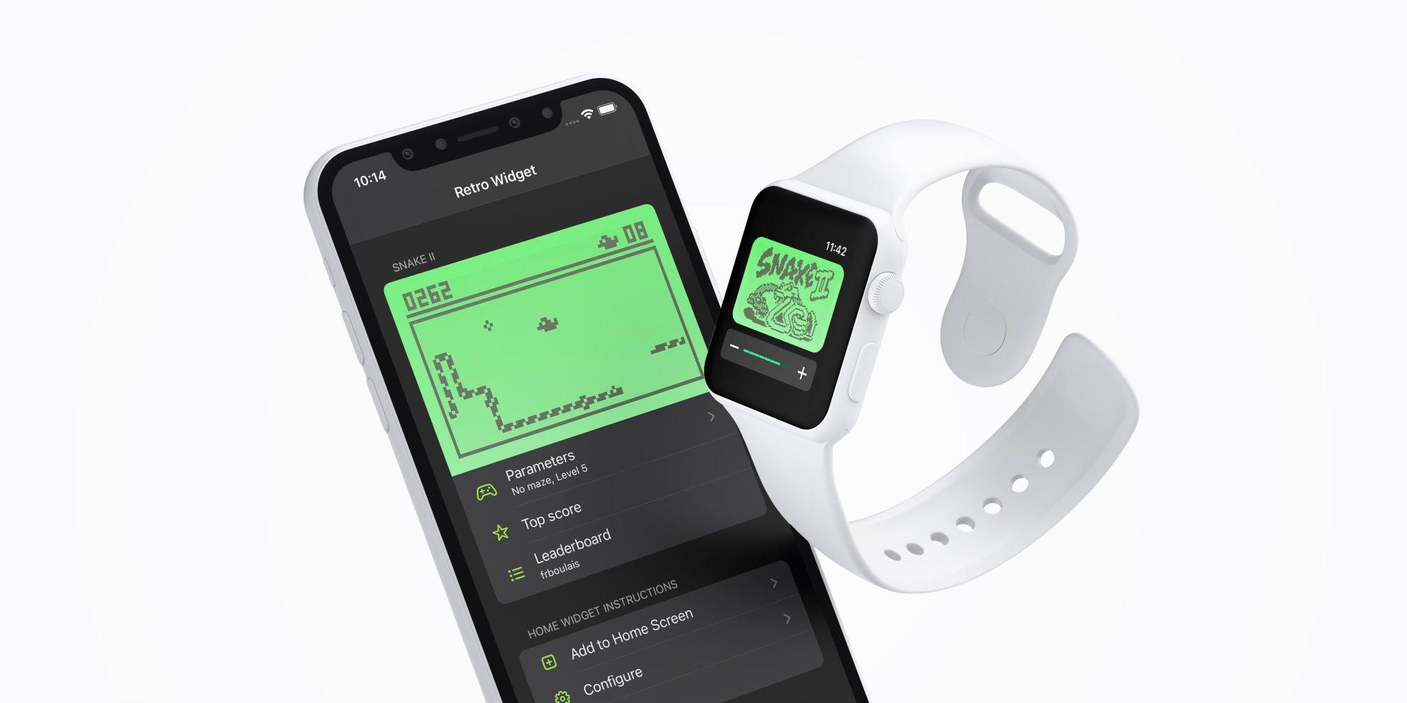 iPhone, snake, apple