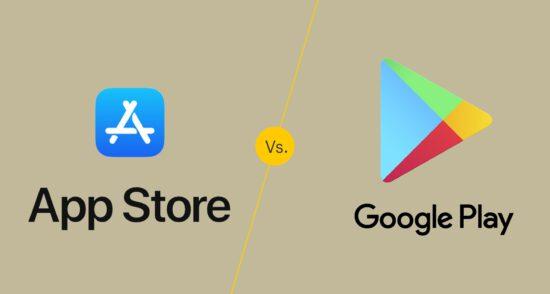 uygulama mağazaları