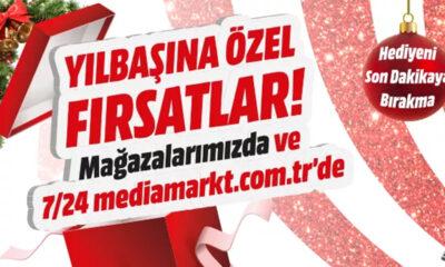 MediaMarkt Yılbaşı Fırsatları Tüm Hızıyla Devam Ediyor!