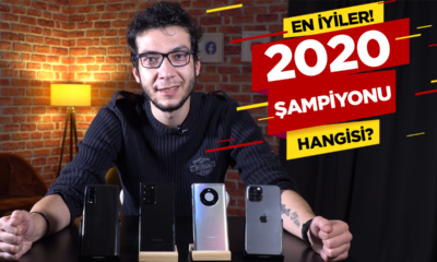 EN İYİLER! | iPhone 12 Pro Max, Mate 40 Pro, Note 20 Ultra ve Find X2 karşılaştırması!