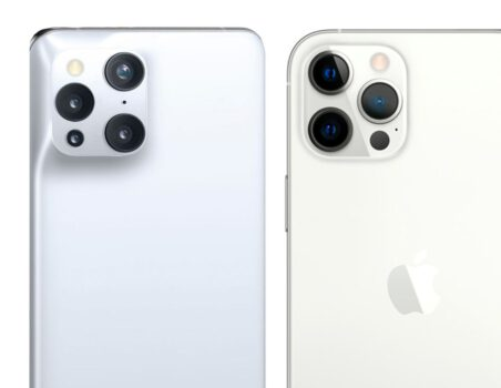 Find X3 pro vs İphone 12 Pro