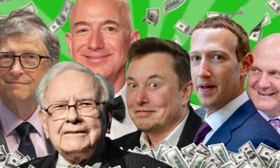 Dünyanın en zengin insanı