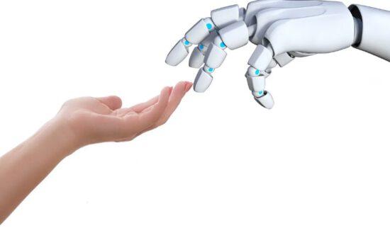 robot arası empati
