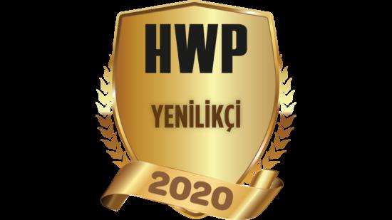 HWP yenilikçi ödül