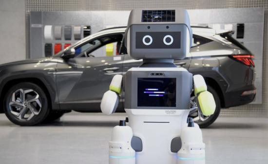 Hyundai, müşteri hizmetleri robot DAL-e'yi piyasaya sürdü
