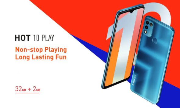 Infinix Hot 10 Play
