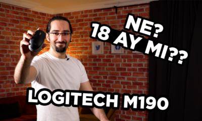 Logitech M190 inceleme thumbnail
