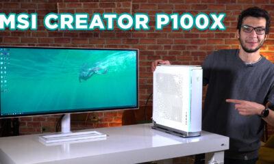 PS5 Boyutunda Bilgisayar! | MSI Creator P100X incelemesi