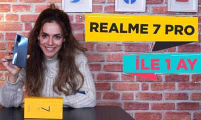 REALME 7 PRO İLE 1 AY GEÇİRMEK | Dilşah'la 1 ay #1