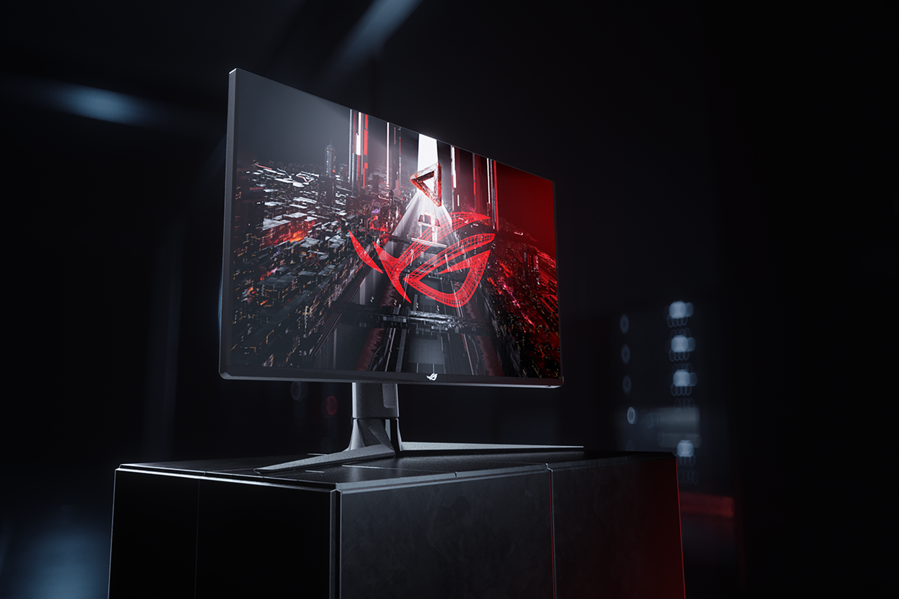 ROG Swift PG32UQ Next-Gen Gaming Monitor- Best PS5 Xbox Series X Monitor