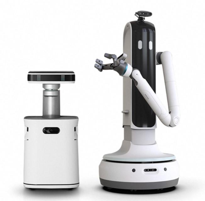 SAMSUNG ROBOT HANDY