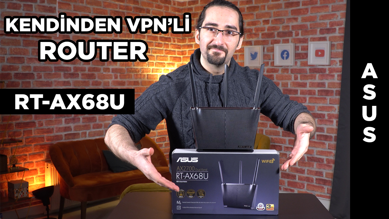 asus rt-ax68u router