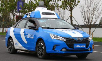 Çinli arama motoru Baidu, elektrikli araç