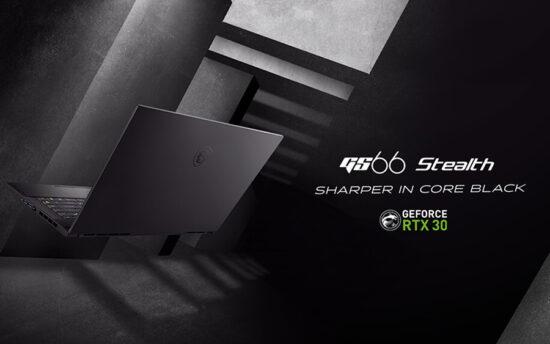 msi stealth gs66