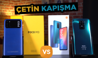 poco m3 vs Redmi Note 9 thumbnail