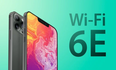 Wi-Fi 6E