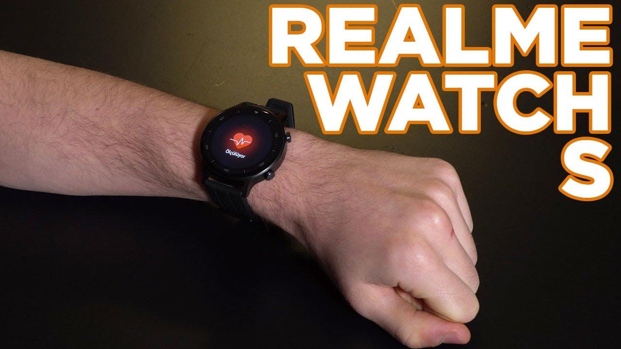 1000 TL altı akıllı saat! | Realme Watch S incelemesi