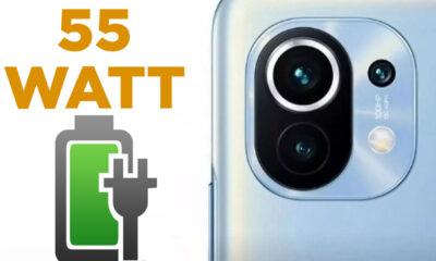 Xiaomi Mi 11 kaç dakikada şarj oluyor? | 55W GaN şarj testi