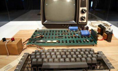 Apple'ın ilk bilgisayarı