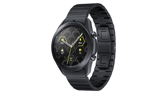 Samsung Galaxy Watch 3 Titanyum