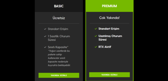 Turkcell GeForce Now