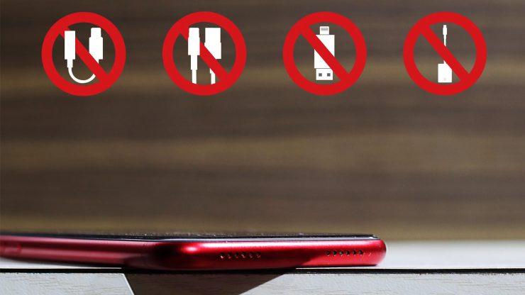 Apple, giriş-çıkış birimsiz iPhone için veri kurtarma yolu arıyor!