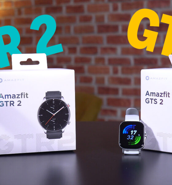 Hem klasik hem sportif | Amazfit GTR 2 ve Amazfit GTS 2 incelemesi