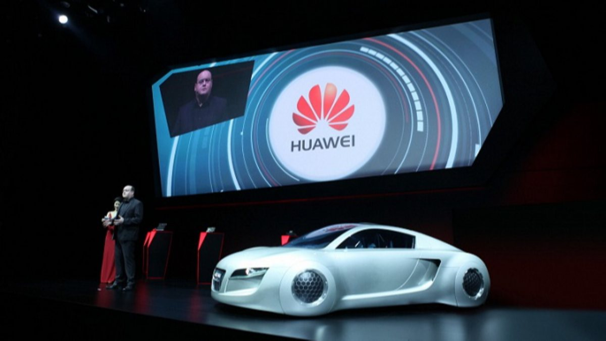 Huawei elektrikli araba