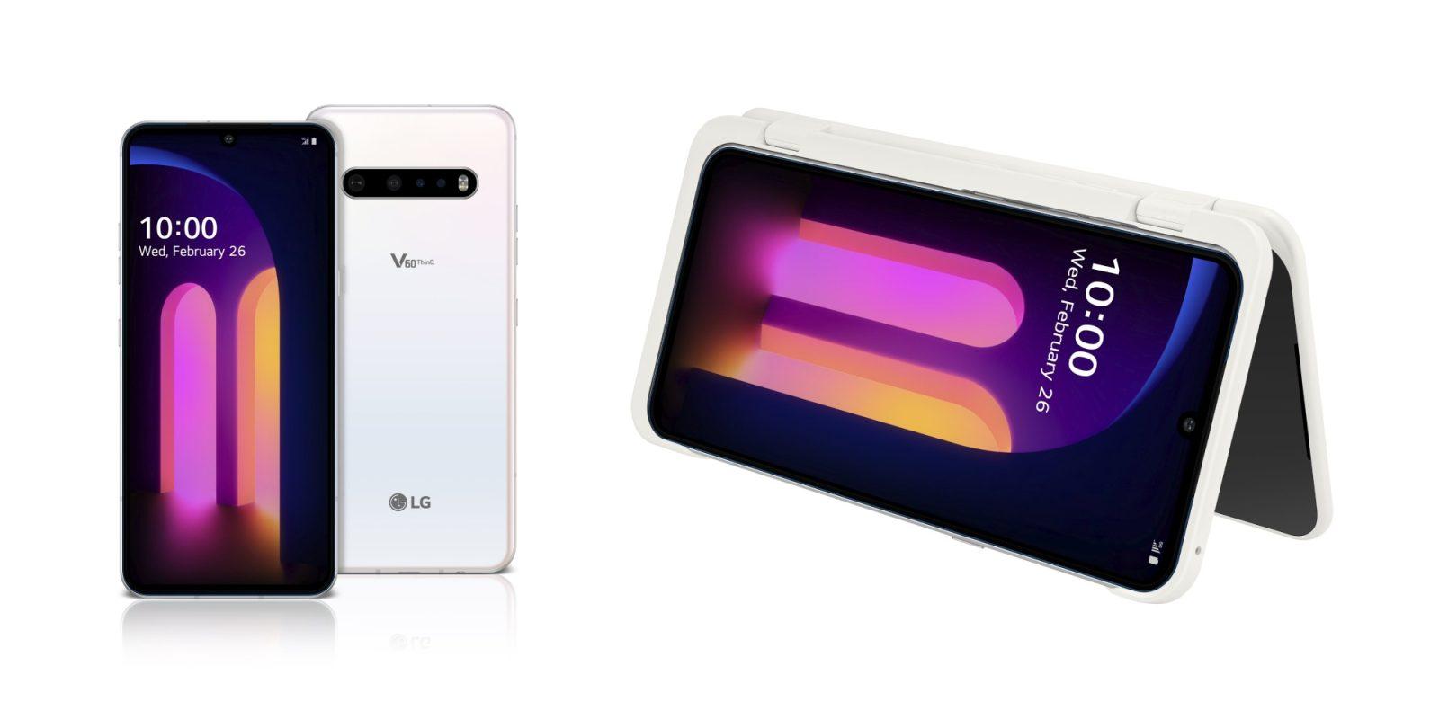 LG V60 ThinQ